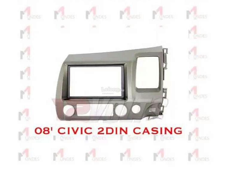 HONDA CIVIC 2008 DOUBLE DIN CASING