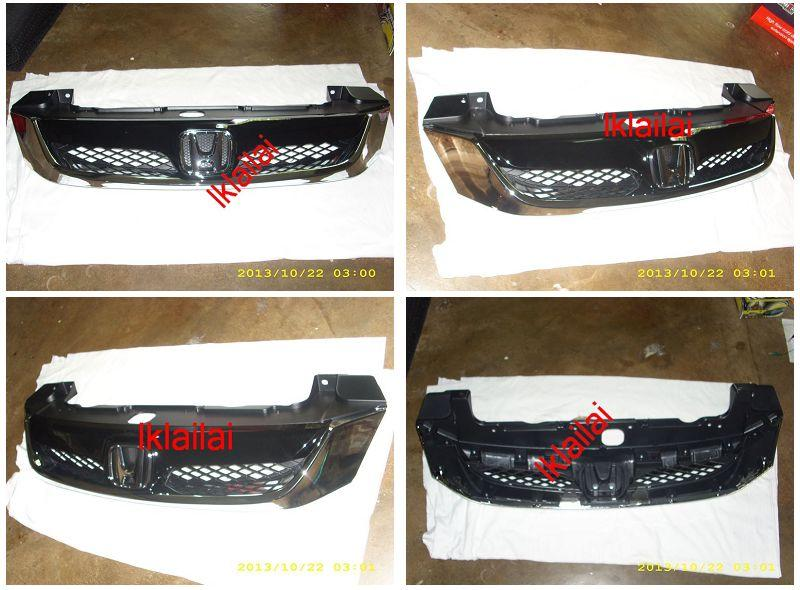 HONDA CIVIC 2012 Modulo Style FRONT GRILLE