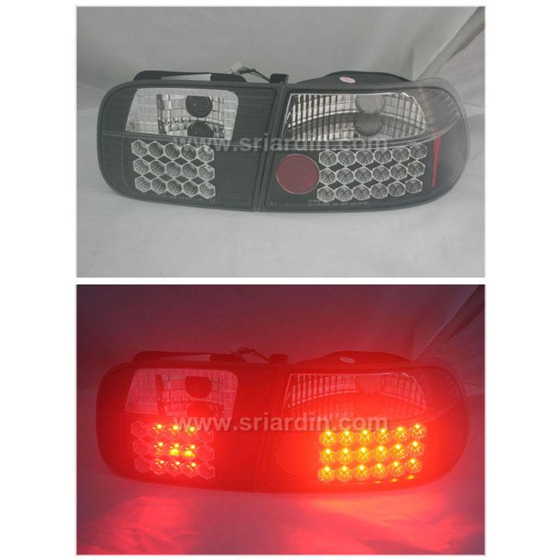 Honda Civic EG 92-95 LED Tail Lamp