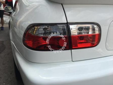 Honda Civic Eg9 Sr4 4Door 92-95 Crystal Tail Lamp