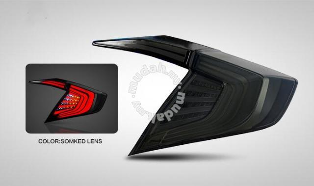 Honda Civic FC 16-18 Led Tail Lamp Light Bar