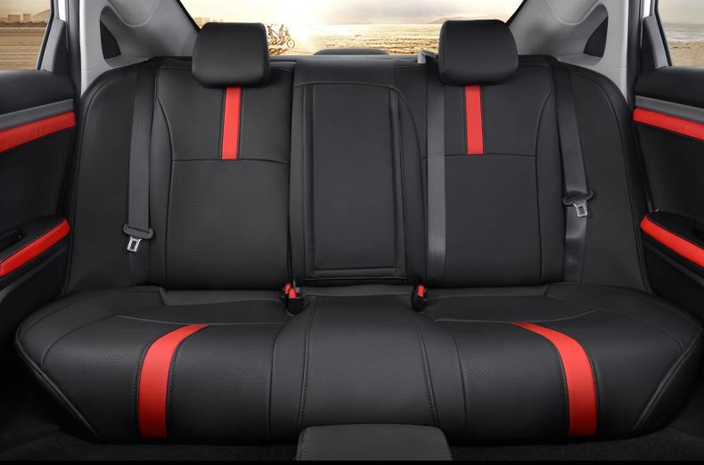 honda civic leather seat covers velcromag. Black Bedroom Furniture Sets. Home Design Ideas