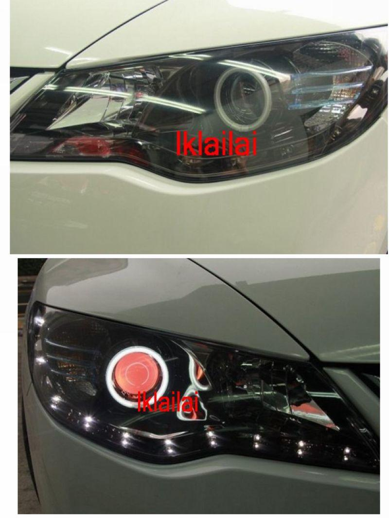 Honda Civic FD 06 Projector Head Lamp Colour CCFL+ Angel Eye