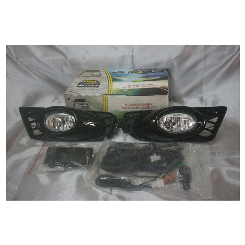 Honda Civic FD 08-12 Fog Lamp Complete Set