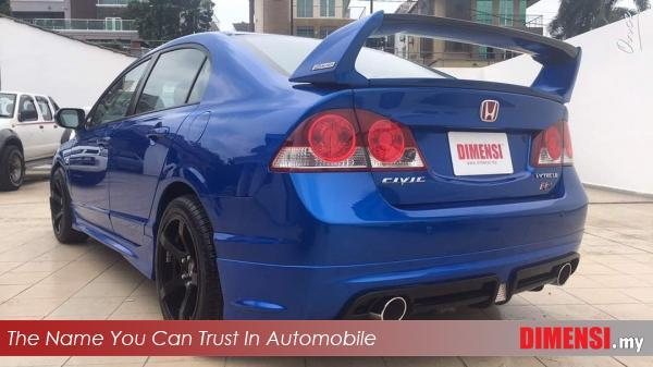 Honda Civic FD 1.8 (A) RR BODYKIT TA (end 8/15/2017 6:23 PM)