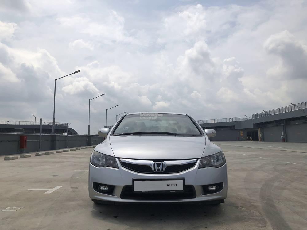 Honda Civic SNB 2.0 Radaitor 2 Row 26mm AT/MT