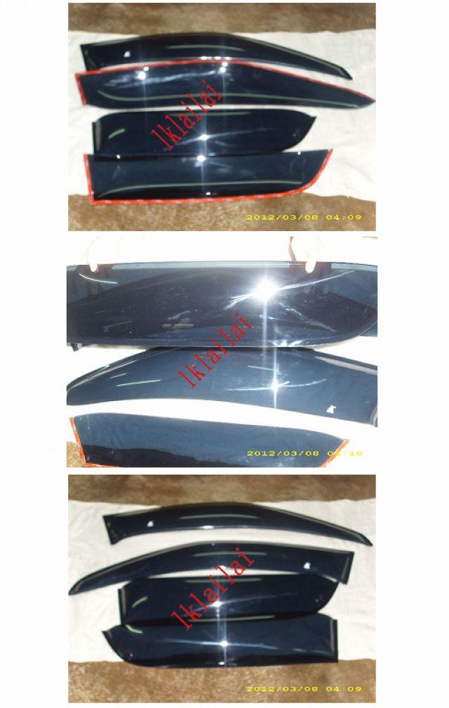 Honda CRV '01-06 Door Visor / Air Press MOVE Style [4pcs/set]