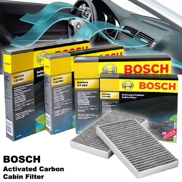 HONDA CRV CR-V 2007 - 2011 BOSCH Carbon Cabin Aircond Air Filter