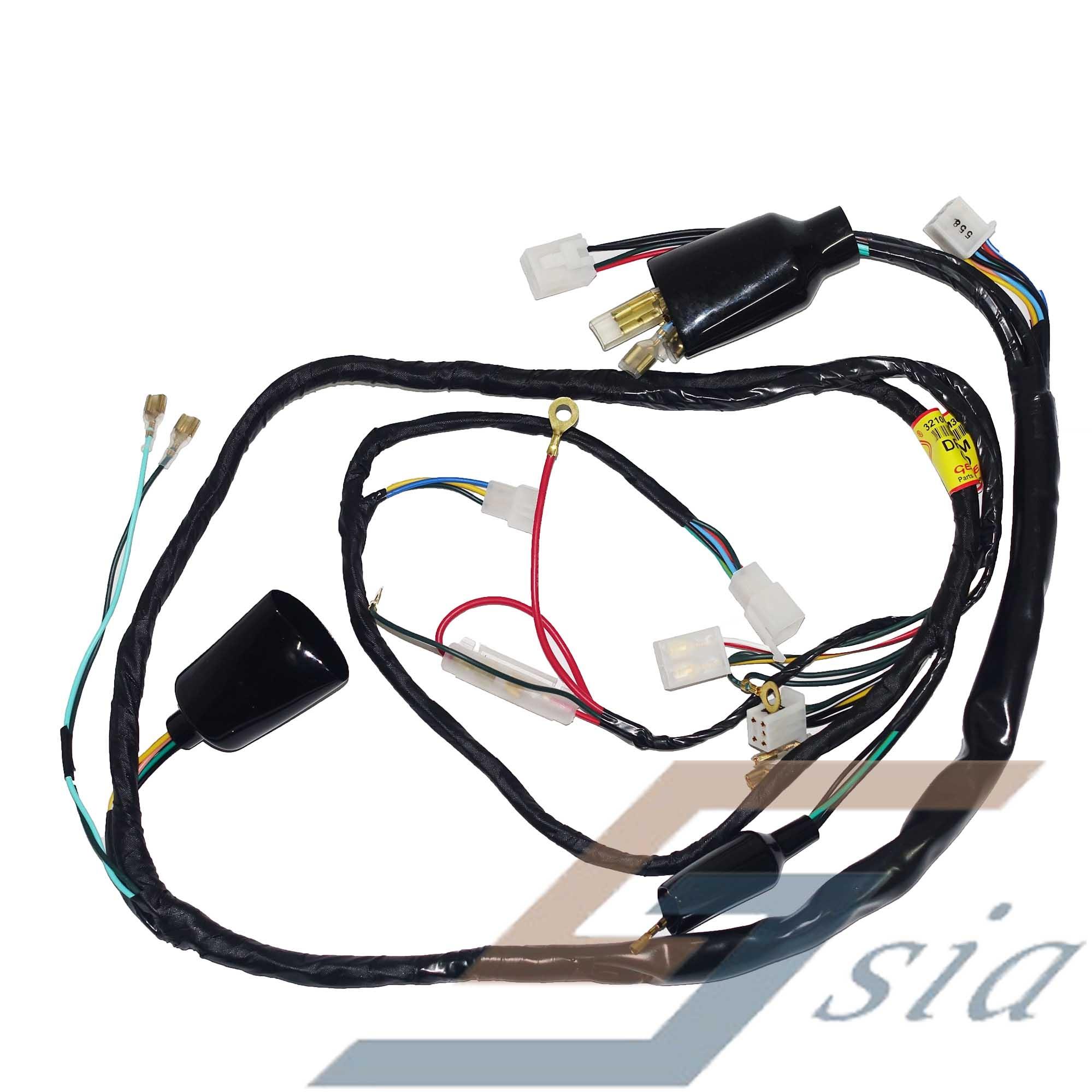 honda ex5 dream wiring complete se  end 12  23  2020 12 00 am