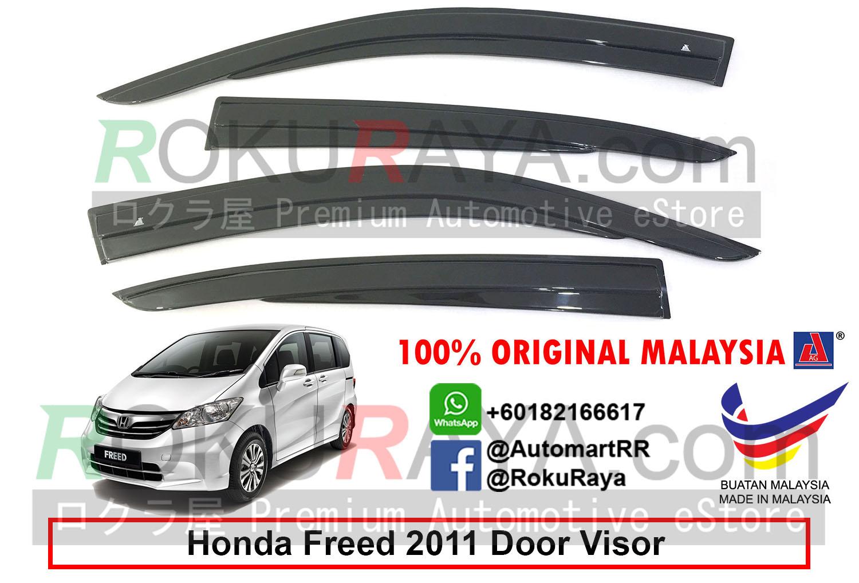 Honda Freed 2011 Ag Door Visor Ag M End 8112020 946 Am