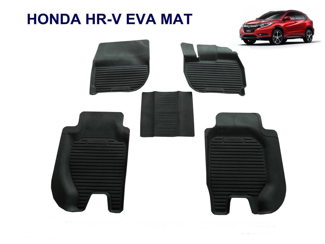 Honda Hr V Hrv Car Floor Rubber Eva Mat Complete Set