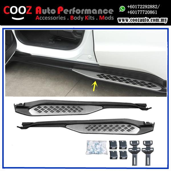 Honda HRV Door Step Side Step Running Board