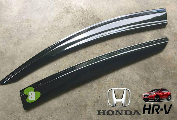 ALL NEW HONDA HRV Mugen Style Premium Quality Anti UV Light Door Visor