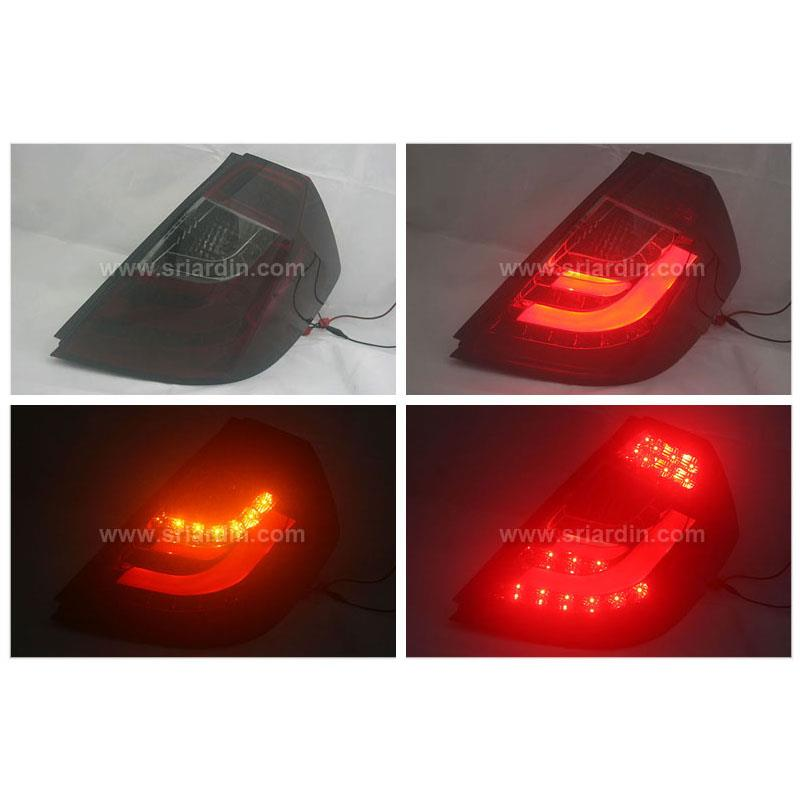 Honda Jazz / Fit 08-13 Light Bar LED Tail Lamp