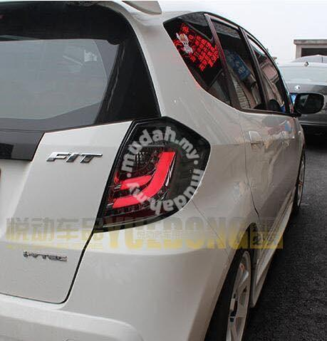 Honda Jazz Ge fit 08-13 Led Tail Lamp Smoke Taiwan