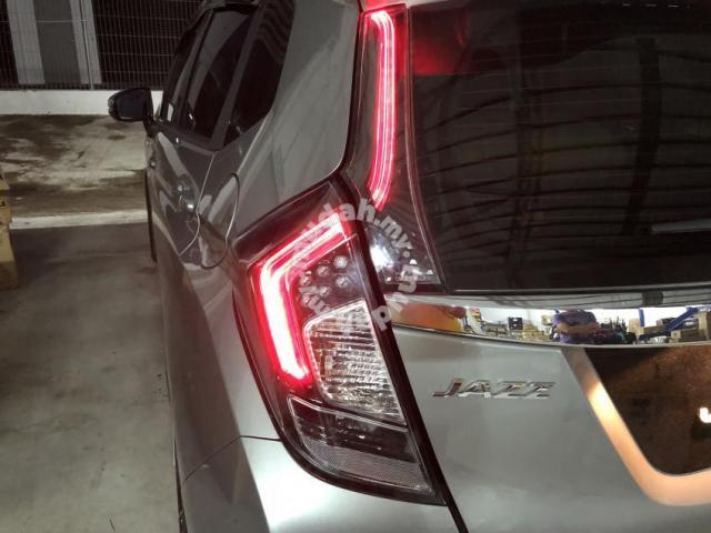 Honda Jazz GK RS 2018 Led Tail Lamp Black Base