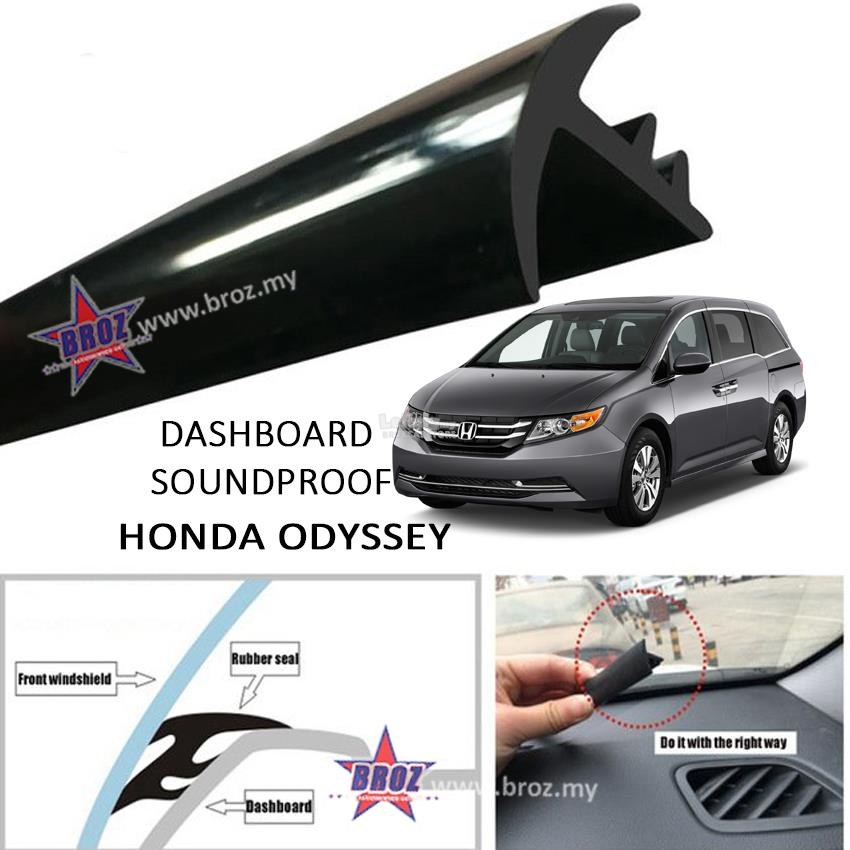 Honda Odyssey T Shape Car Sound Insulation Sound Proof