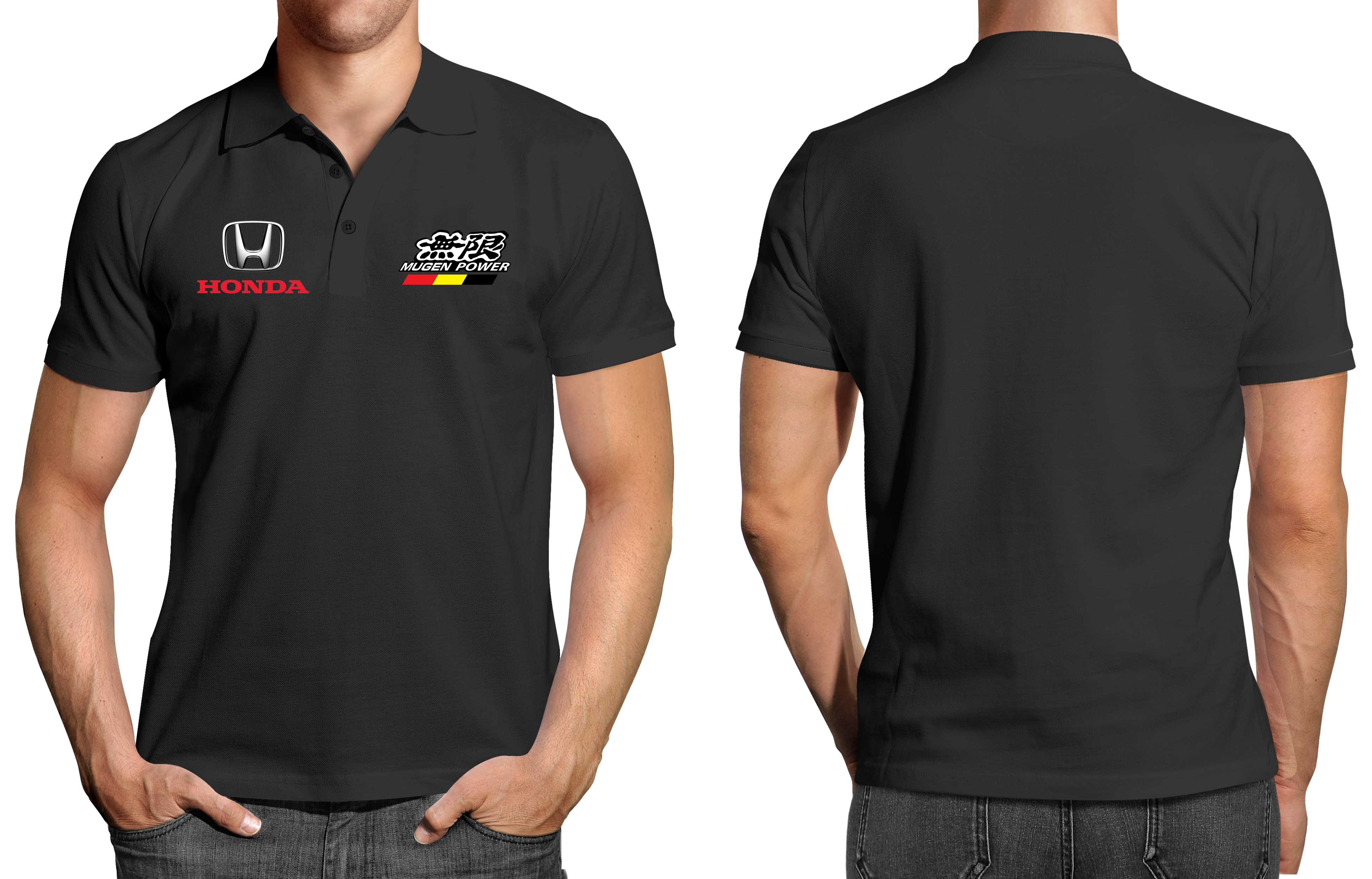 Honda Polo Shirt Mugen Civic City Ja End 10 3 2020 7 05 Pm