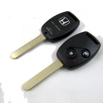 Honda Remote Key Shell For Civic Jazz Accord Crv Fast