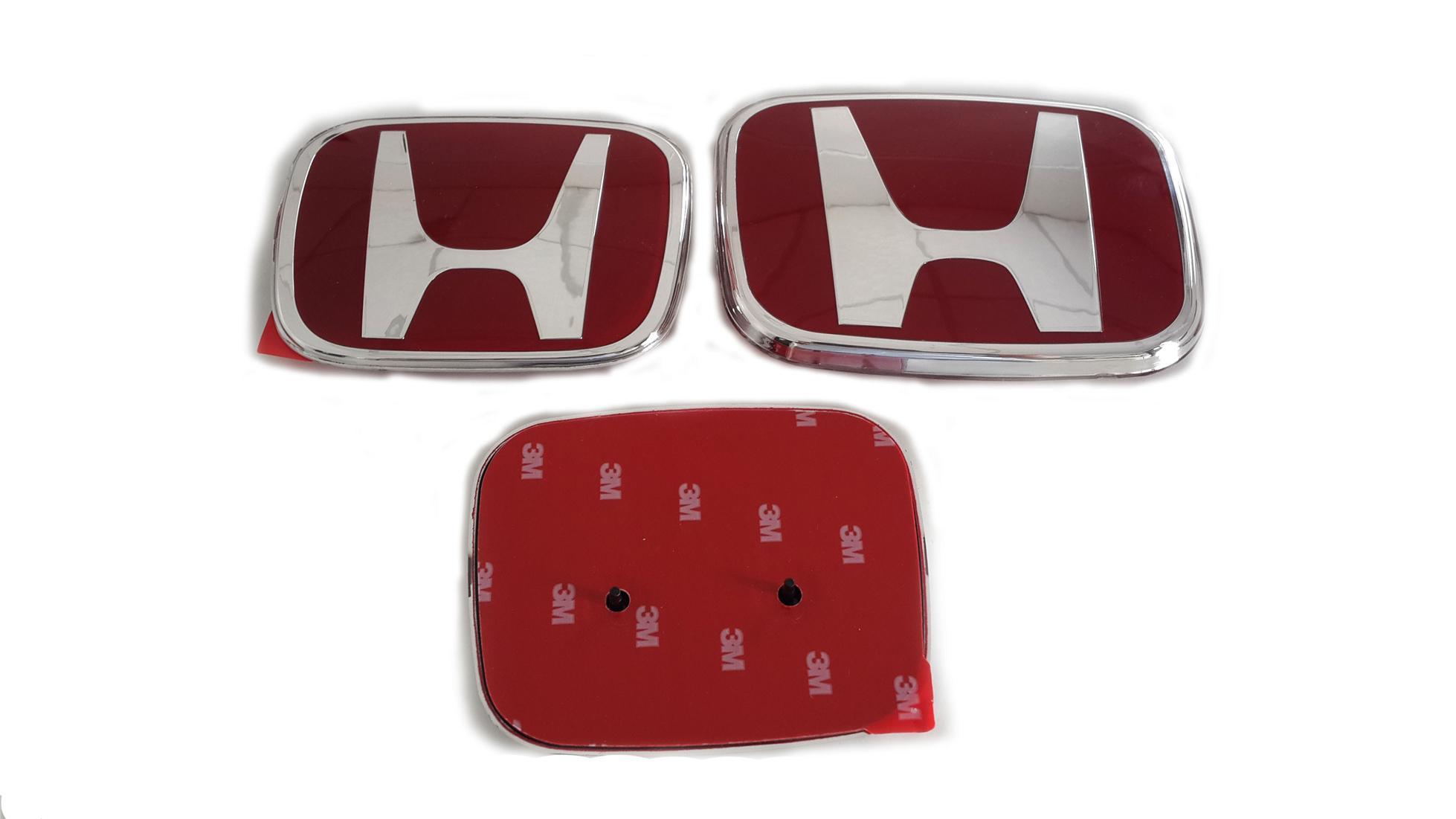 Honda Type R VVIP RED Logo Emblem Many Sizes