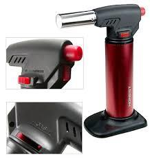 Honest 501 Adjustable Flame Butane Jet Torch Lighter