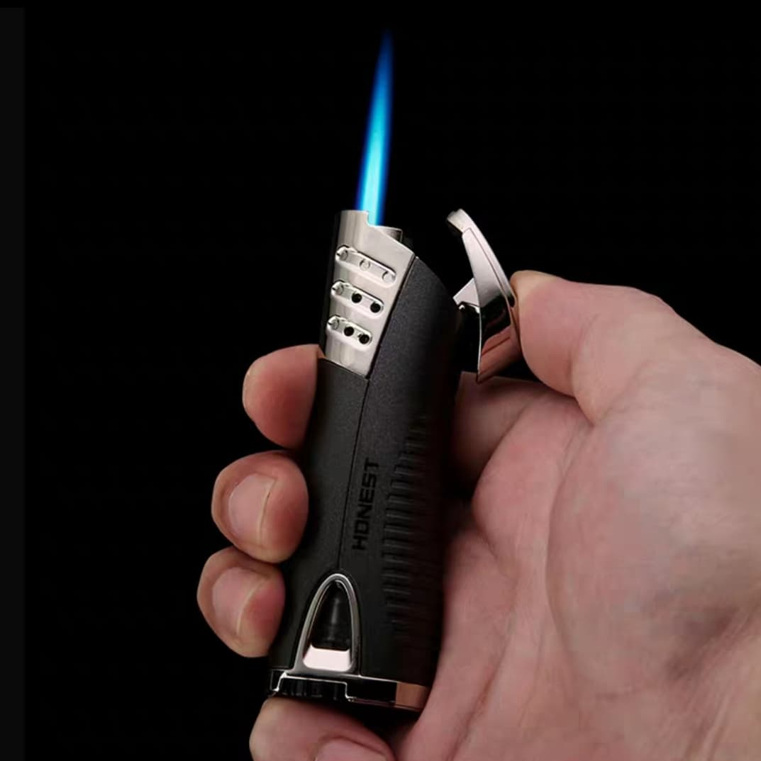 Honest Jet Flame Lighter BCZ493-1 (No Lockable)