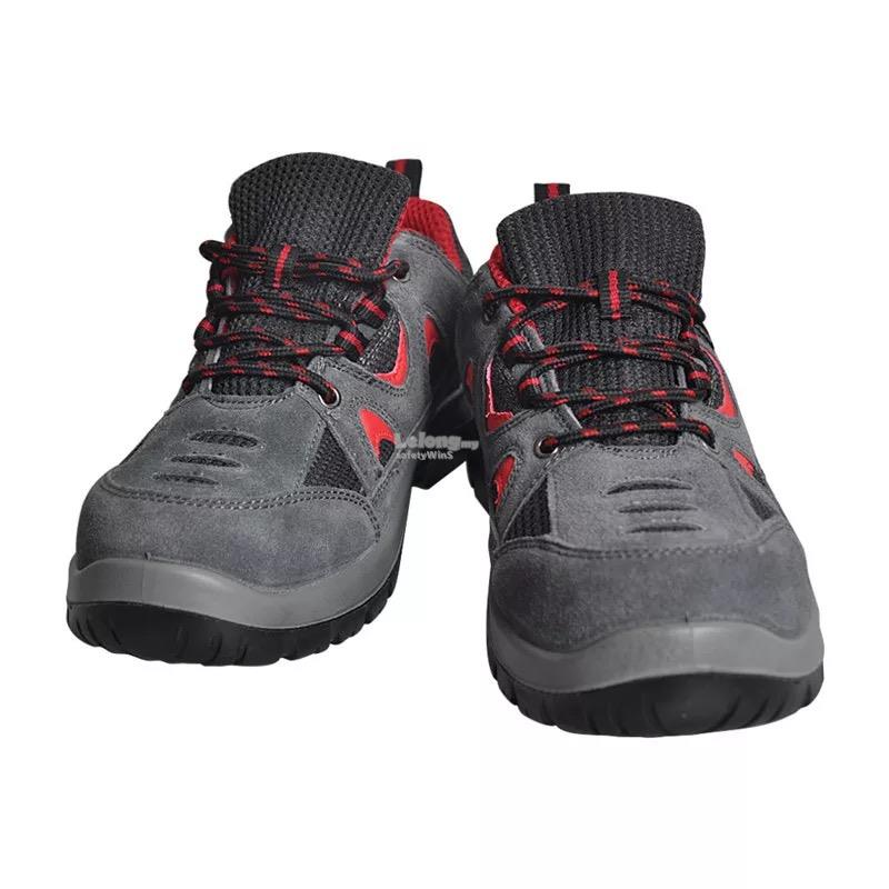 Honeywell Safety Shoes - c/w Steel ToeCap, Steel Plate, Antistatic