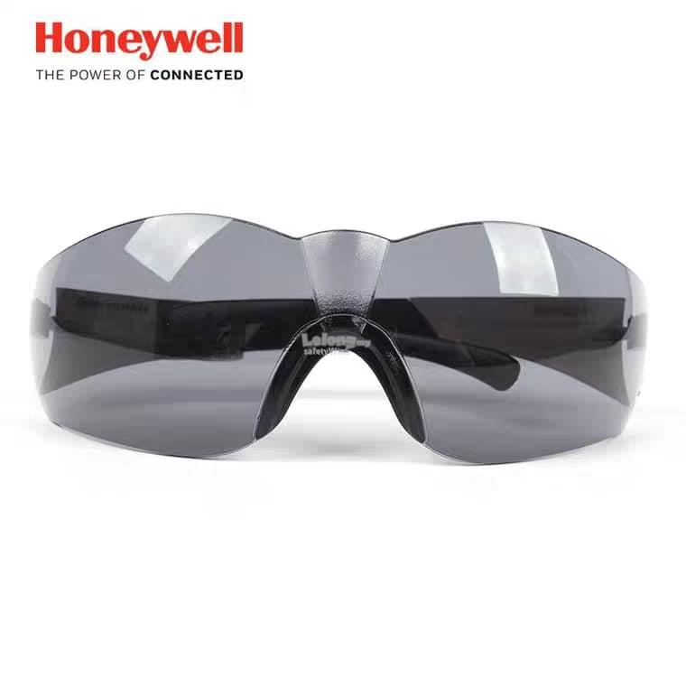 Honeywell VL1-A Safety Glasses, Black, Lens:TSR Grey,