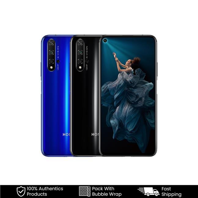 Honor 20 [6GB/128GB] - Original Honor Malaysia
