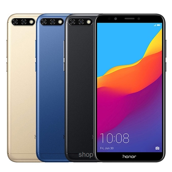 Honor 7C 5.99 Inch 3GB [32GB] Smartphone (Honor Warranty)