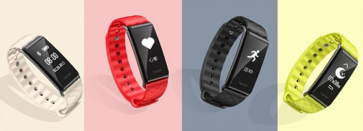HONOR BAND A2 - Available in black & red color! READY STOCK