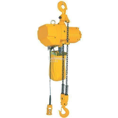 Electric Chain Hoist With Hook: Hook Electric Chain Hoist (end 7/20/2019 10:15 AM