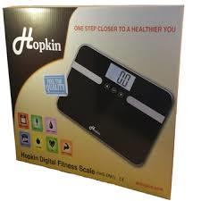 Hopkin Digital Fitness Scale