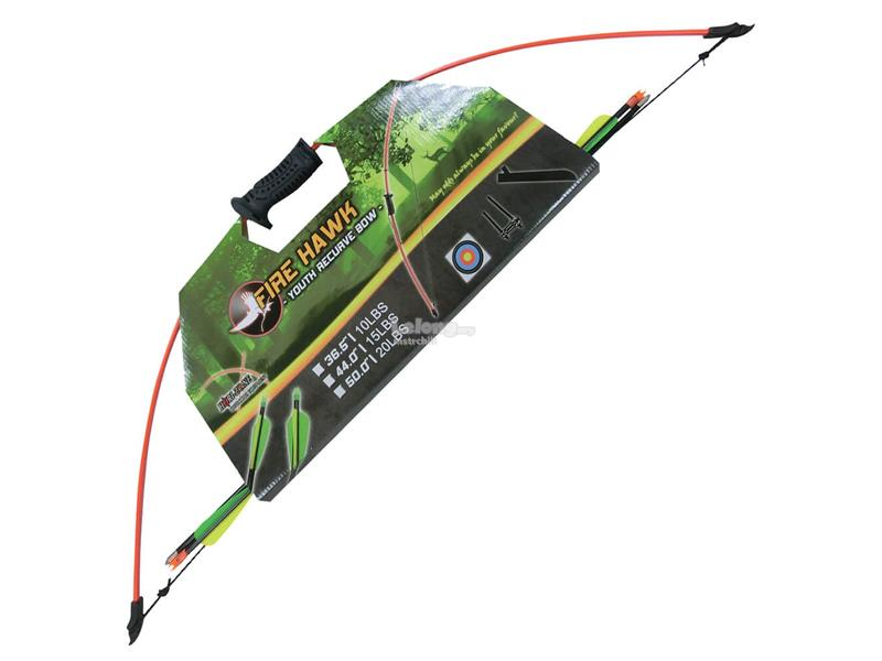 Hori-Zone Firehawk 10# Deluxe Bow Set