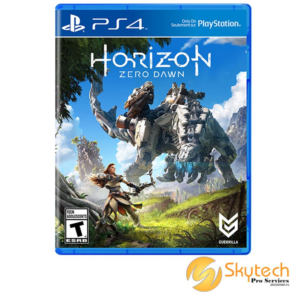 HORIZON ZERO DAWN (PS4 Game)