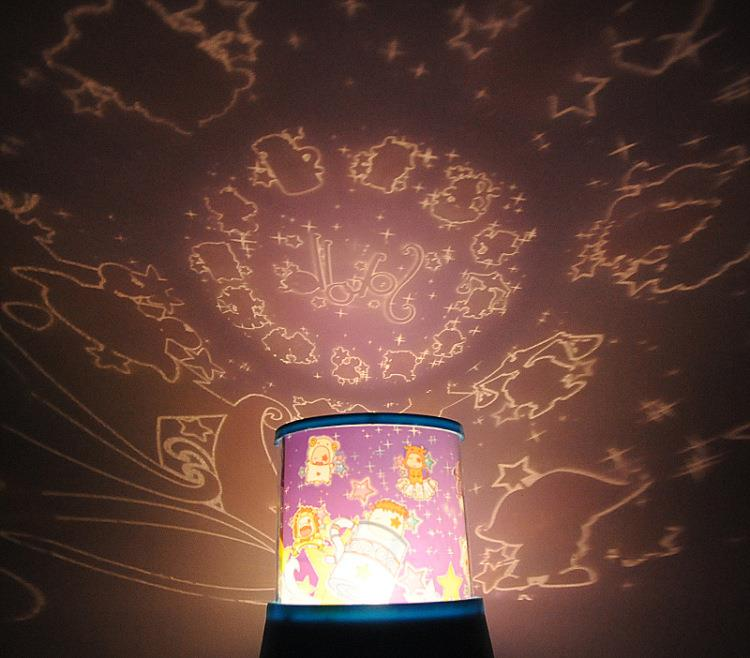horoscope star projector lamp - Star Projector Lamp