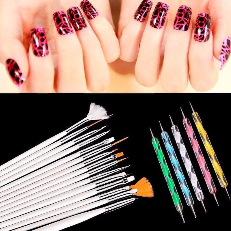 Pencil Nail Art | Best Nail Designs 2018