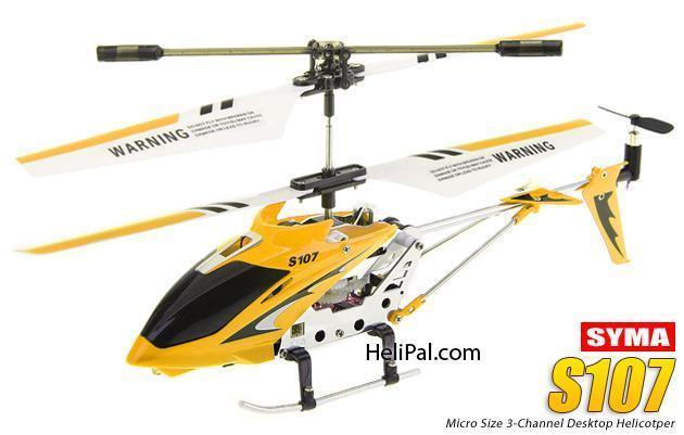 HOT!! 3 5 Channel SYMA S107 FULL METAL ALLOY RC HELI WITH GYROSCOPE !!