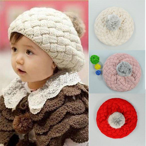 Hot Cute Winter Knit Crochet Beanie (end 10 4 2019 2 15 PM) fc66e453f6b