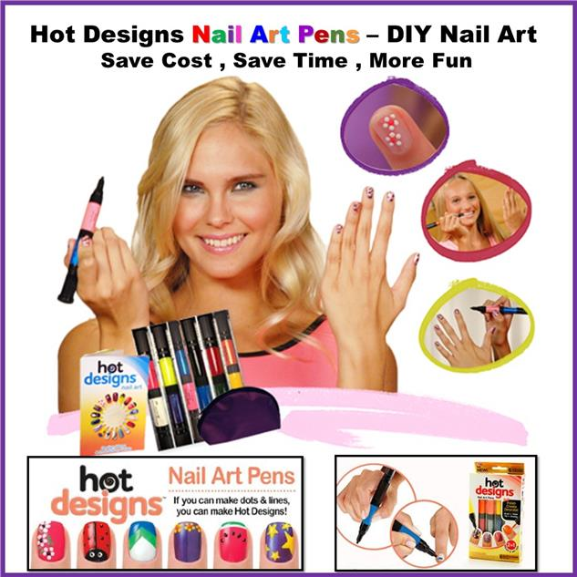 Hot Designs Nail Art Pens Brush Pe End 5202016 515 Pm