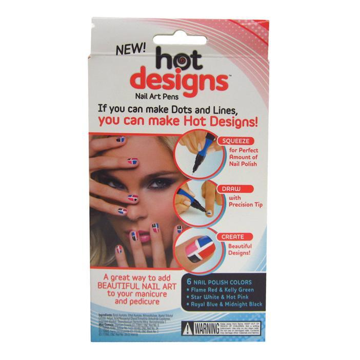 DIY Nail Painting Dot Drawing Gel Pen Hot Sale Nail Dotting Pen Nail Polish  Tools Nail Art Salon-in Nail Gel from Beauty & Health on Aliexpress.com ...