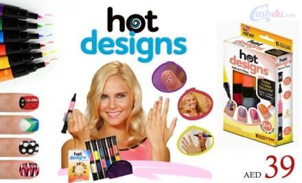 Hot designs nail art pens just polis end 1222016 215 pm hot designs nail art pens just polishcreatedecorate as seen on tv prinsesfo Images