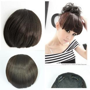 Hot! Fringe Wig Clip in Hair Extension