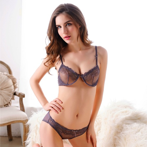 38f836126dd47 HOT LACED BRA SET (GRAY) (end 4 24 2020 9 13 PM)