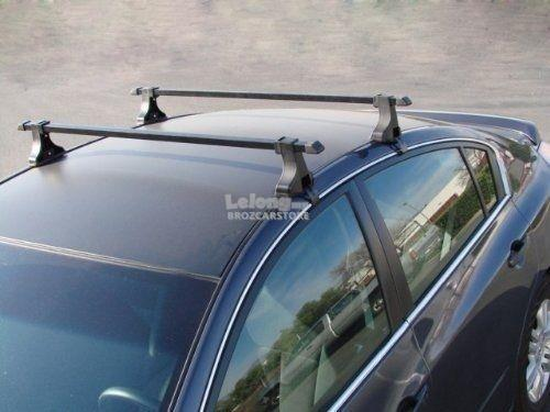 HOT SALE ALUMINIUM ROOF RACK BLACK FOR ALL MODEL 120MM