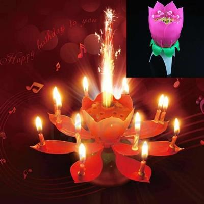 Hot Selling New Musical Spin Flower End 6 20 2020 152 AM