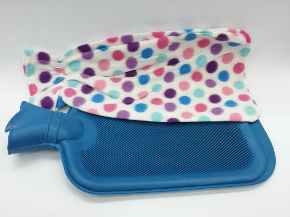 Hot Water Bag with Cloth