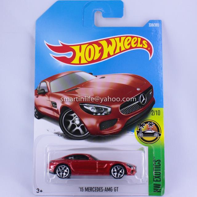 Hot wheels 2015 mercedes amg gt red end 8 22 2018 4 15 am for Hot wheels mercedes benz