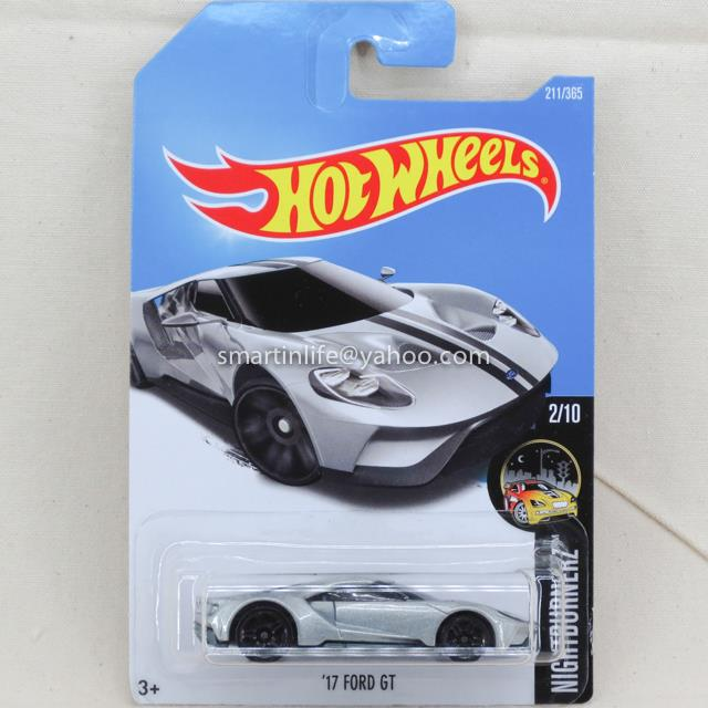 hot wheels 2017 ford gt grey 211 end 4 5 2018 11 15 pm