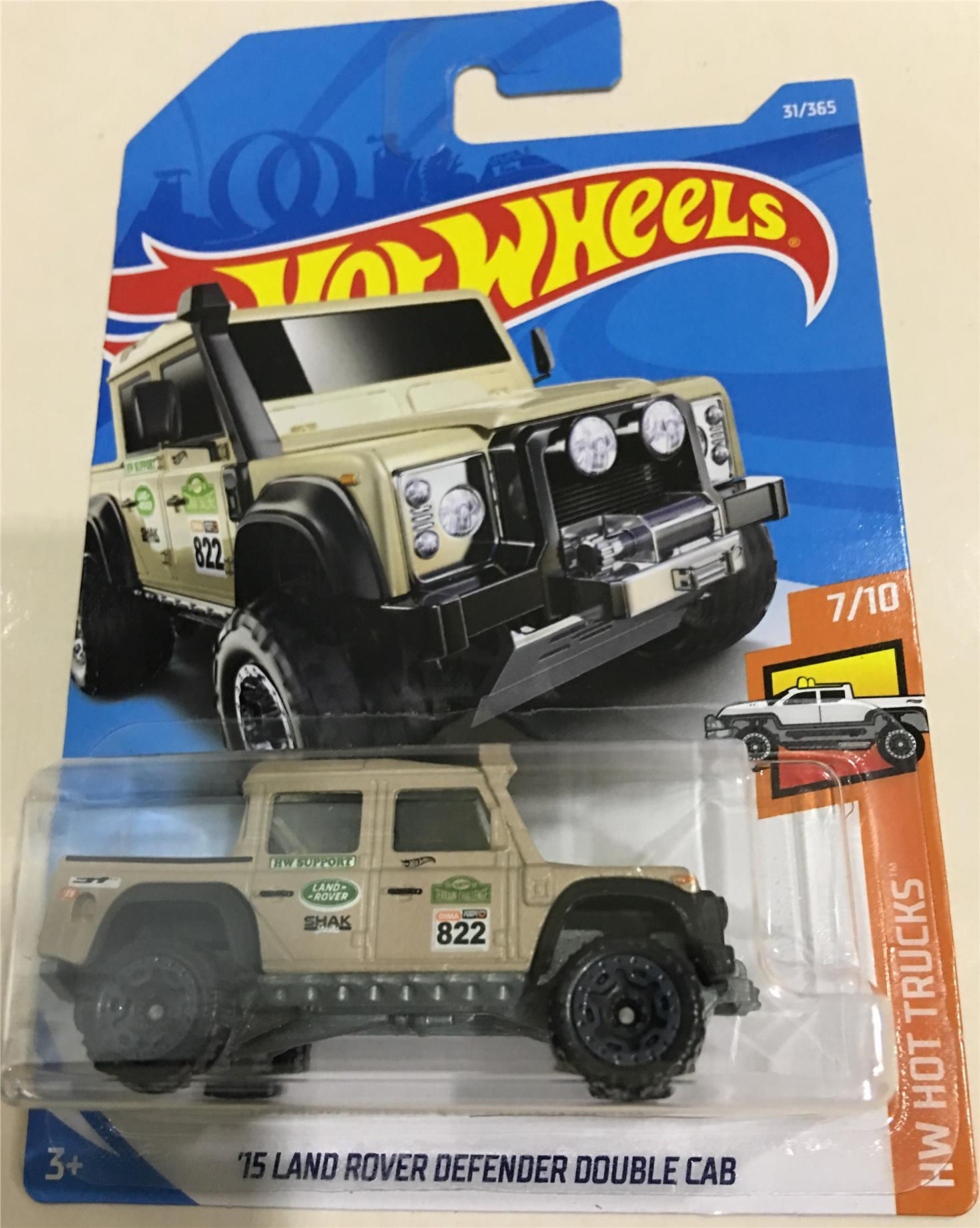 Hot Wheels 75 Land Rover Defender Do End 9 25 2018 9 15 Pm